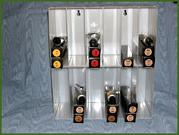 The Rack - Providing hair color organizers. Located in Naples, Florida.